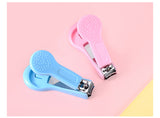 Eco-Friendly Baby Safe Nail Clippers Pack of 1