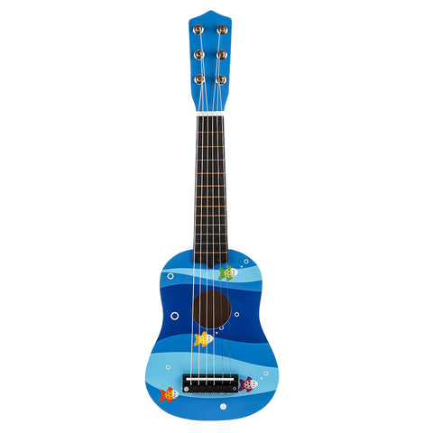 21 Inch Kids Musical Wooden Guitar Joyful Educational Toy