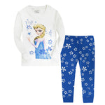 100% Cotton Kids  Frozen Pajama Set
