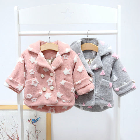 Toddler Girl Limited Edition Winter OuterWear