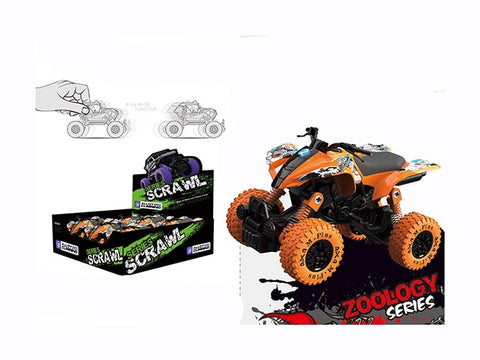 DieCast Racing Car Toy for Kids 2Pc/Box