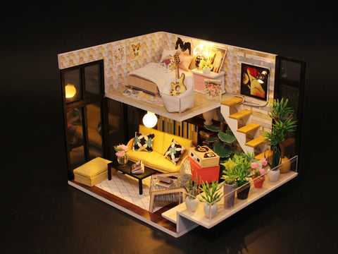PRE-ORDER CYNTHIA'S DOLL HOUSE DIY MINIATURE