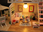 Playful DIY Miniature Dollhouse