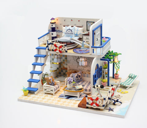 PRE-ORDER DIY BEACH HOUSE MINIATURE