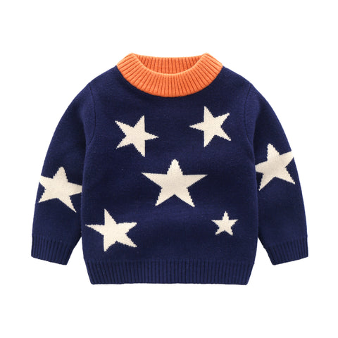 Infant & Toddlers Breathable Eco-Friendly Winter Sweater