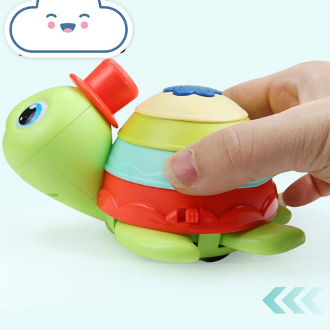 Infant & Toddler Baby Turtle Toy