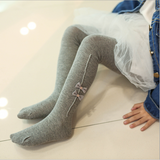 Breathable Little Girls Thick Tights Leggings