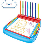 Drawing Board Toy With SketchPad and SketchPens For 3+ Ages