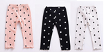 Baby Toddler Girl Dots Leggings Autumn -2 Pack