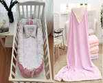 Baby Bassinet With Blanket Bundle