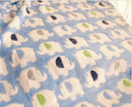 Swaddle Your Baby With Soft Fleece Baby Blanket