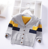 Cotton Sweaters Cardigans for Boys