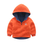 100% Cotton Eco-Friendly Hooded SweatShirt