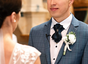 HOPPER - a meaningful accessory for the groom