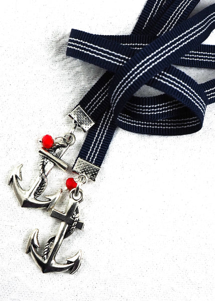 "HOPPER TIE ""THE MARINE"" SET"
