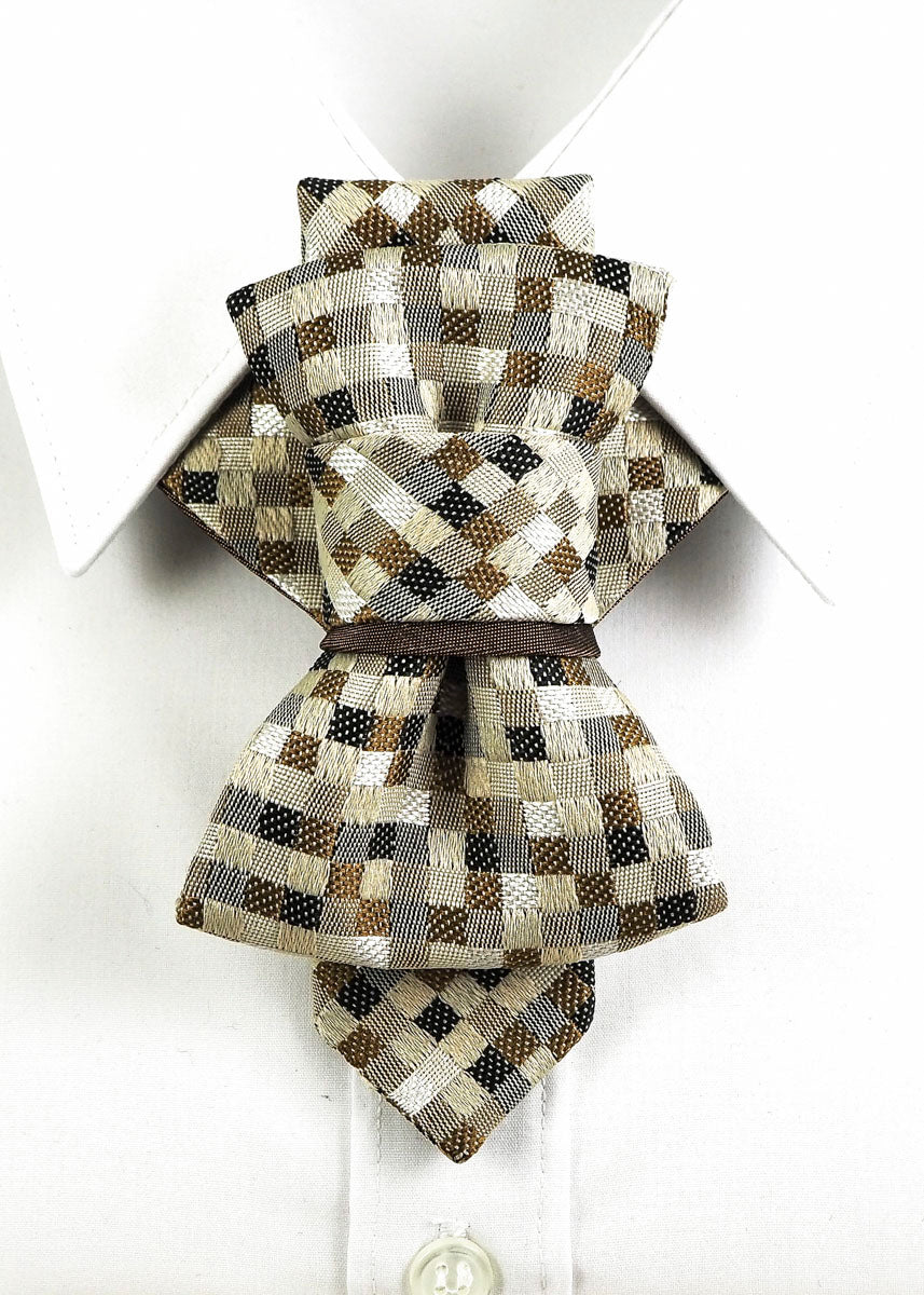 Bow Tie, Tie for wedding suite PEBBLES II hopper tie Bow tie