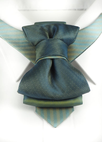 Bow Tie, Tie for wedding suite OAK hopper tie Bow tie