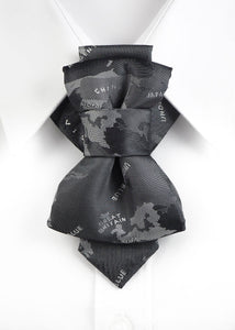 Bow Tie, Tie for wedding suite GEOGRAPHIC hopper tie Bow tie