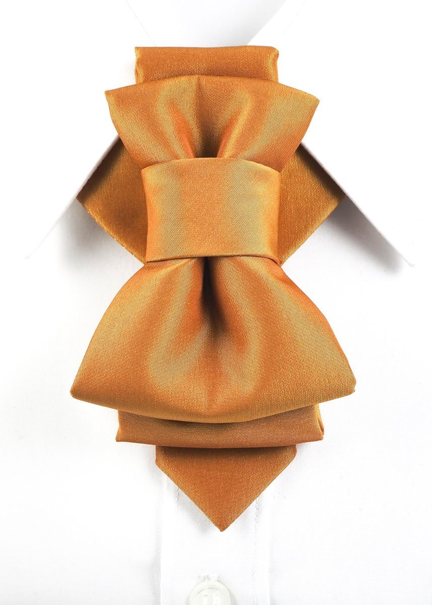 Bow Tie, Tie for wedding suite HOPPER TIE AMBER hopper tie Bow tie, Stylish Men's Neckwear