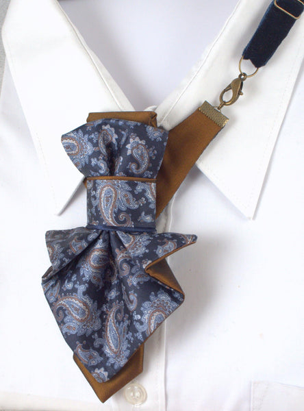 tie for women created by Ruty design, hopper tie