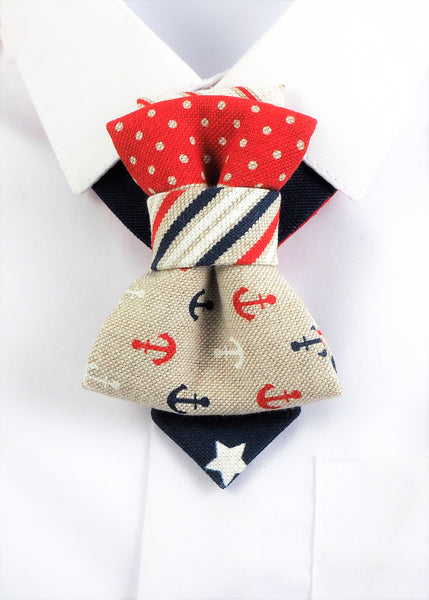 Bow Tie, Tie for wedding suite MARINE I hopper tie Bow tie