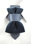 HOPPER TIE THE ROYAL GREY