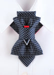 men suit accessory, hopper tie, ruty tię, bow tie hopper