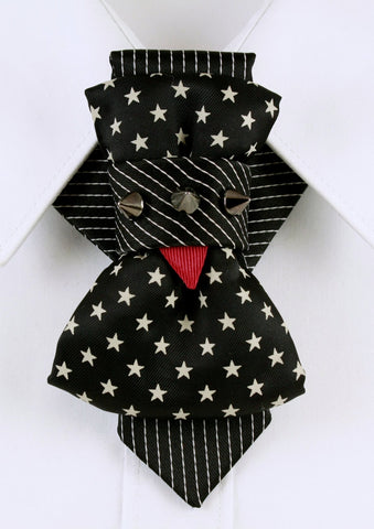 HOPPER TIE WIZARD created by Ruty design, Hopper tie, Bow Tie, Tie