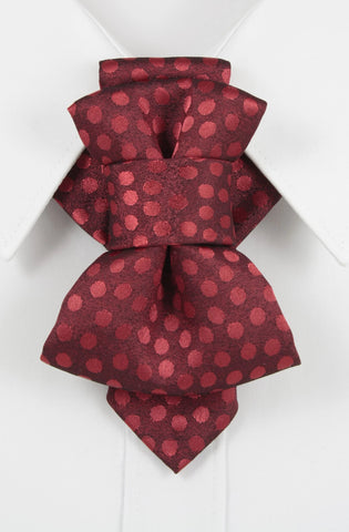 Bow Tie, Tie for wedding suite RED CHAMPAGNE hopper tie Bow tie