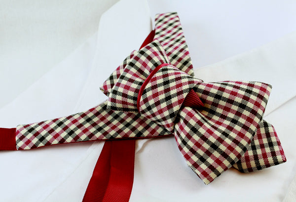 HOPPER TIE SHERLOCK created by Ruty design, Hopper tie, Bow Tie, Tie