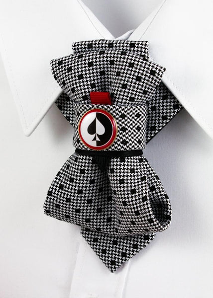 Bow Tie, Tie for wedding suite BADGE - PIKES hopper tie DECOR ELEMENT