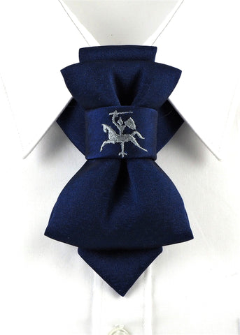 Bow Tie, Tie for wedding suite VYTIS MIDNIGHT hopper tie Bow tie