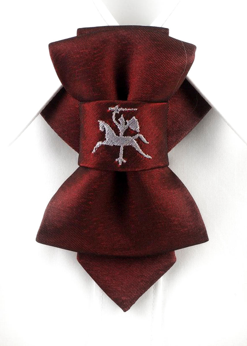 Vytis Hopper bow tie by Ruty Design, Necktie for men