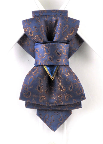 Hopper tie, wedding tie created by Ruty Design, wedding bow tie, groom tie