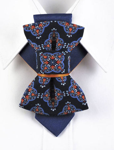Bow Tie, Tie for wedding suite HOPPER TIE ARABIAN NIGHT hopper tie hand made and high-quality, Stylish Men's Neckwear, wedding tie, Best bow tie