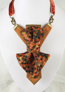 HOPPER TIE PEBBLES I created by Ruty design, Hopper tie, Bow Tie, Tie