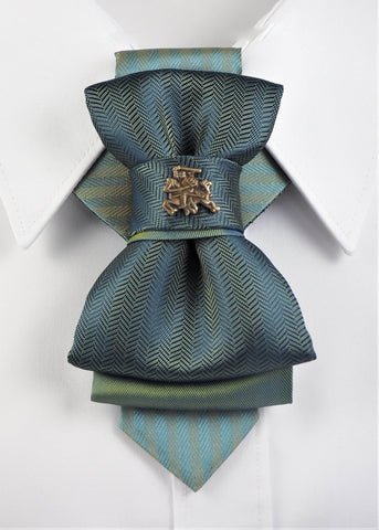 Bow Tie, Tie for wedding suite VYTIS SUMMER hopper tie Bow tie