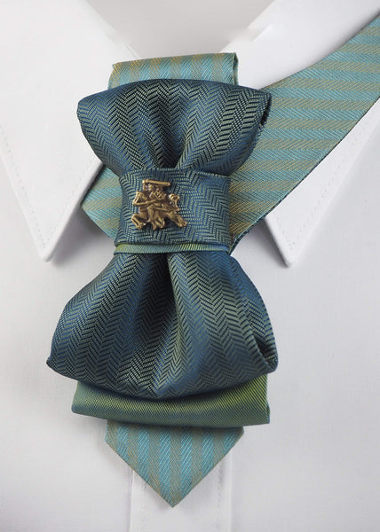 Bow Tie, Tie for wedding suite VYTIS SUMMER hopper tie Bow tie, tie for groom