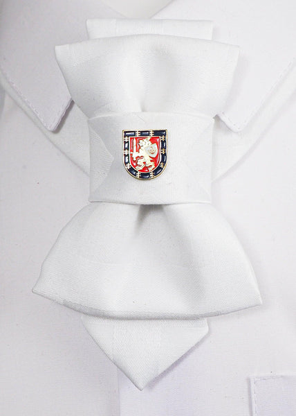 Bow Tie, Tie for wedding suite BADGE - COAT OF ARMS I hopper tie DECOR ELEMENT
