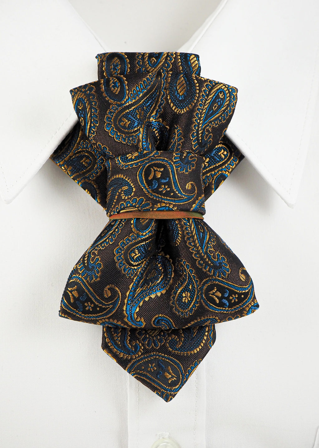 Brown Hopper tie, Ruty design, Original bow tie, Mens suite accessorie,  Grooms bow tie