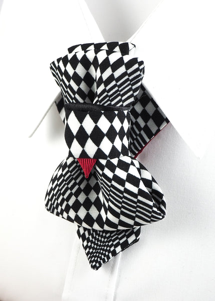 Bow Tie, Tie for wedding suite CHESS PLAYER hopper tie Bow tie