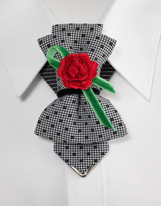Bow Tie, Tie for wedding suite THE ROSE hopper tie Bow tie