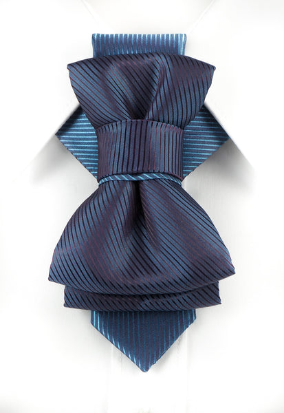 bow tie gift for man, Hopper tie its very original version of bow tie created by Ruty Design, Stylish Men's Neckwear, pre-tied original tie wedding tie, Best bow tie Our unusual and original gift ideas for Father's Day, Striped Tie, Short tie, Try a different tie, Lithuania tie, Vilnius bow tie
