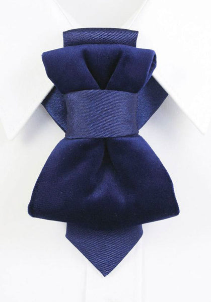 Bow Tie, Tie for wedding suite THE ROYAL BLUE hopper tie Bow tie