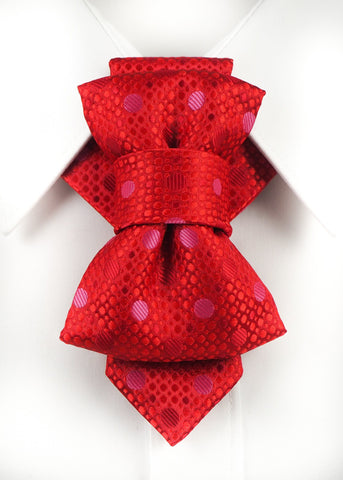 Bow Tie, Tie for wedding suite FIREWORKS hopper tie Bow tie