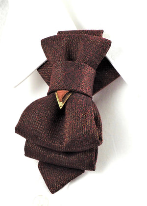 Bow Tie, Tie for wedding suite NOUGAT II hopper tie Bow tie