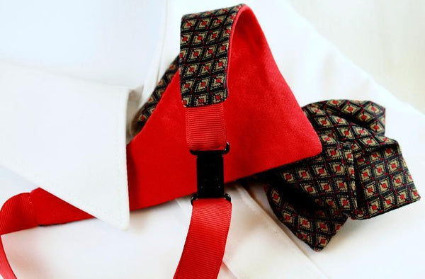 Bow Tie, Tie for wedding suite HOPPER TIE ANDANTE II hopper tie Bow tie, wedding tie