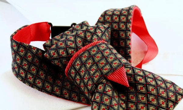 Bow Tie, Tie for wedding suite HOPPER TIE ANDANTE II hopper tie Bow tie