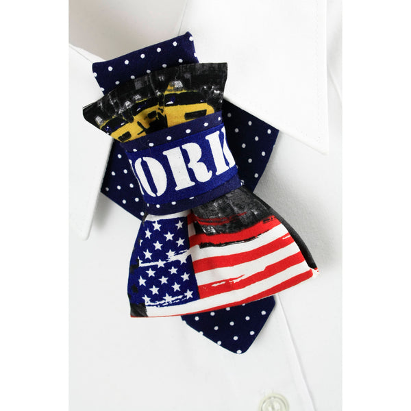 Bow Tie, Tie for wedding suite NEW YORK hopper tie Bow tie