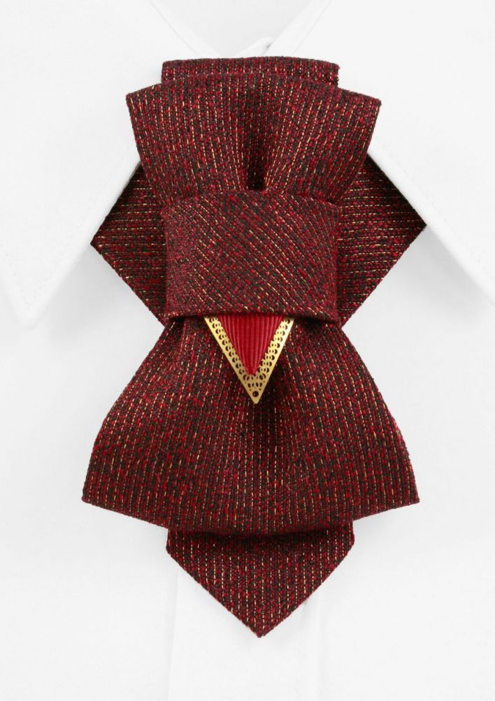 Bow Tie, Tie for wedding suite NOUGAT hopper tie Bow tie